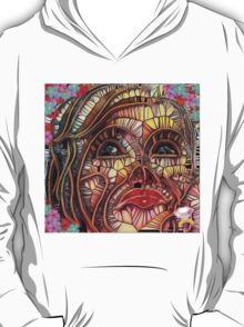 Stained (Art and Christian Writing) T-Shirt