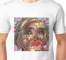 Stained (Art and Christian Writing) Unisex T-Shirt