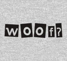 Woof? by PaulRoberts