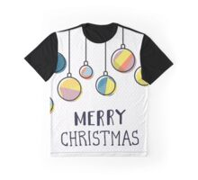 Merry Christmas Graphic T-Shirt