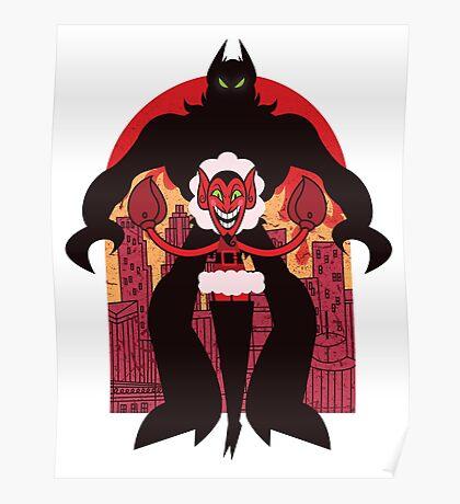 Him (Él) Powerpuff Girls Poster
