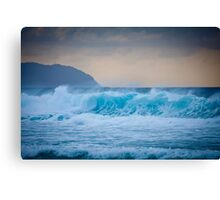 North Shore Beauty Canvas Print