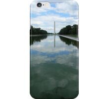 The Reflecting Pool iPhone Case/Skin