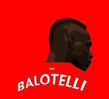 Mario Balotelli by littlefinger69