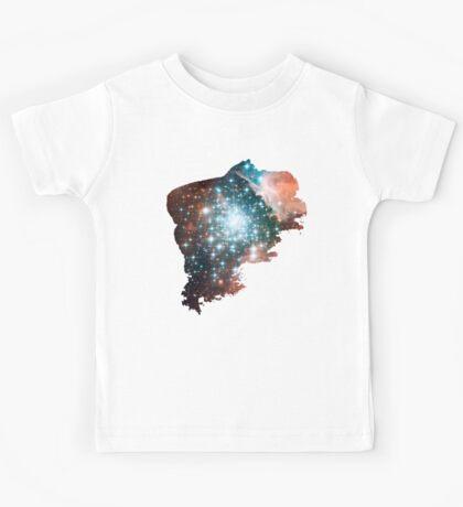 Brush Cosmic Kids Tee