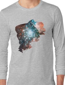 Brush Cosmic Long Sleeve T-Shirt