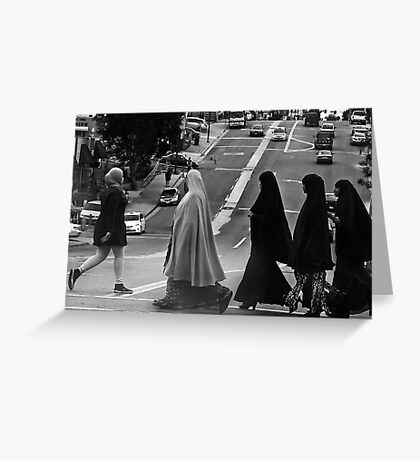 Tradition Greeting Card