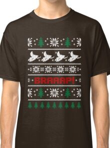 CHRISTMAS SWEATER KNITTED PATTERN Classic T-Shirt