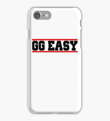 GG EASY iPhone Case/Skin