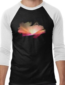 Brush Brightness Men's Baseball ¾ T-Shirt