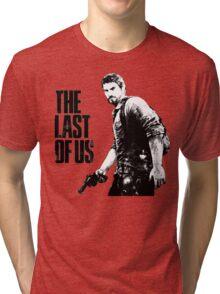 Joel in the last of us Tri-blend T-Shirt