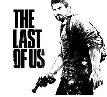 Joel in the last of us by BlondeThunder
