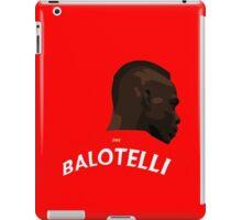 Mario Balotelli iPad Case/Skin