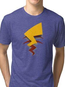Pikachu Tail Tri-blend T-Shirt