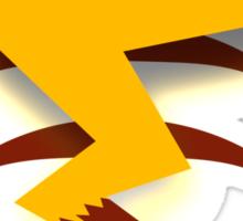 Pikachu Tail Sticker