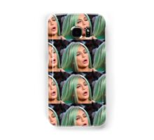 KYLIE MEME FACE Samsung Galaxy Case/Skin