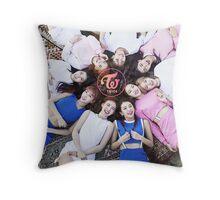 TWICE TWICECOASTER Throw Pillow