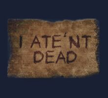 "Discworld - Granny Weatherwax: ""I ATE'NT DEAD"" by PaulRoberts"