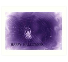 Happy Halloween................ Art Print