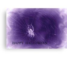 Happy Halloween................ Canvas Print