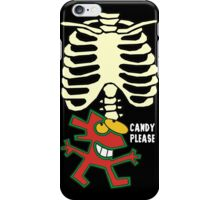 Halloween Candy Please iPhone Case/Skin