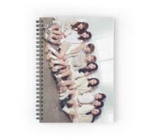 TWICE OT 9 Spiral Notebook