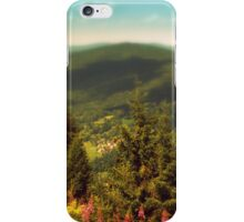 highland poland iPhone Case/Skin