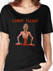 Halloween Candy Please Women's Relaxed Fit T-Shirt