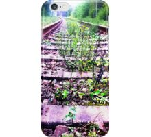 rail cologne germany iPhone Case/Skin