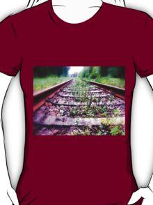 rail cologne germany T-Shirt