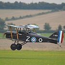 Royal Aircraft Factory SE5a  (replica) by mike  jordan.