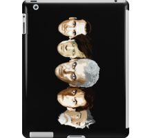 Doctor Who - The Doctors iPad Case/Skin