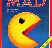 Pac Man of the Year by jubjub1