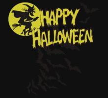 Happy Halloween One Piece - Short Sleeve
