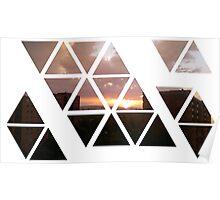 warren sunset 2 Poster