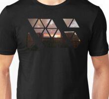 warren sunset 2 Unisex T-Shirt