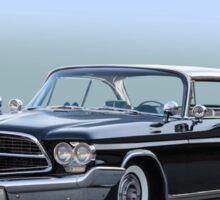 1960 Chrysler 300 F Coupe Sticker
