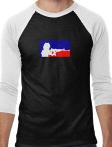 Major League Raifu Men's Baseball ¾ T-Shirt