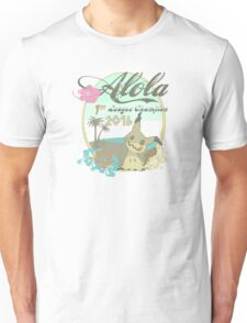 Alola League Champion - Mimikyu Unisex T-Shirt