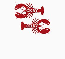 That Cray Cray Crayfish Crustacean Womens Fitted T-Shirt