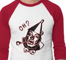 Tin Man Troll Men's Baseball ¾ T-Shirt