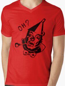 Tin Man Troll Mens V-Neck T-Shirt