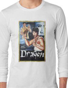 Bruce Lee - Dragon Long Sleeve T-Shirt