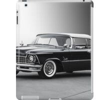 1957 Chrysler Crown Imperial Convertible iPad Case/Skin
