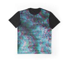 Deep Glitch Graphic T-Shirt