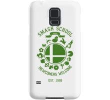 Smash School Newcomer (Green) Samsung Galaxy Case/Skin