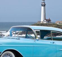 1957 Cadillac Fleetwood 60-S Sedan Sticker
