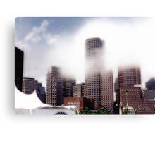 Boston Shroud Canvas Print