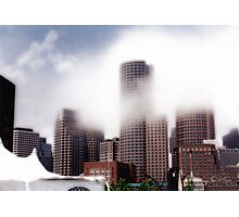 Boston Shroud Photographic Print