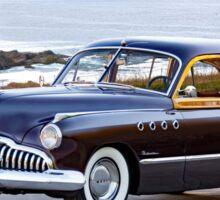 1949 Buick Roadmaster Estate Wagon Sticker